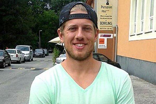 Američan Mike Beck je novou tvárou v tíme hokejistov HK Nitra.