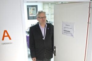 Praktický lekár Peter Lipták.