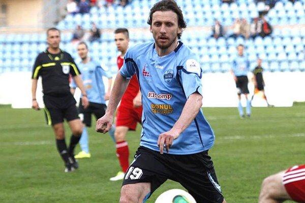 Henrich Benčík skóroval hneď vo svojom prvom zápase po návrate do Nitry.