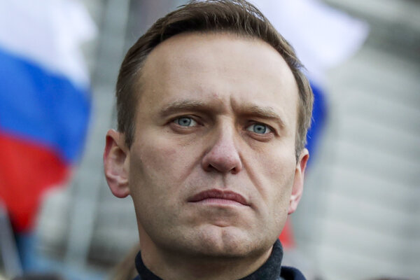 Ruský opozičný líder Alexej Navaľnyj.