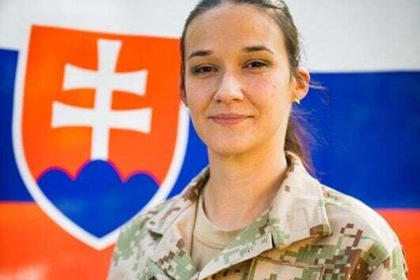 Ivana Krivošová.