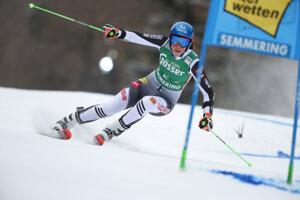 Petra Vlhová ide dnes obrovský slalom. Sledujte zjazdové lyžovanie zo Semmeringu LIVE - 2. kolo.