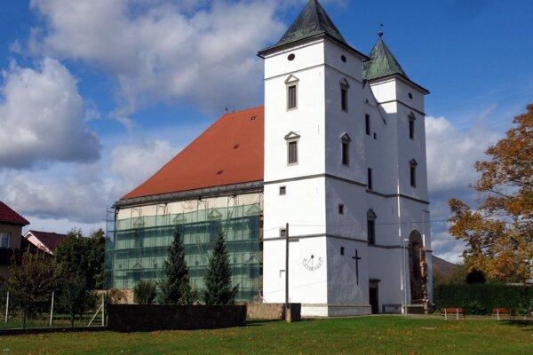 Obnova kostola svätej Žofie je ukončená.
