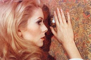 Catherine Deneuve vo filme Kráska dňa.