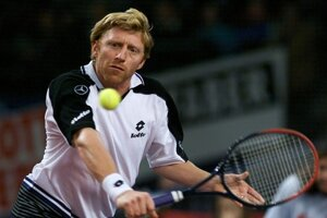Boris Becker v roku 1998.