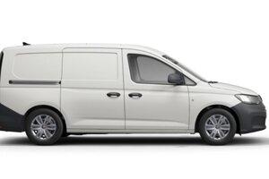 Predĺžená verzia Volkswagen Caddy Cargo Maxi.
