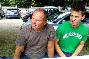 Na hviezdny výber sa tešia aj tréner Miloš Lukáč a machulinský kanonier Matej Novák.