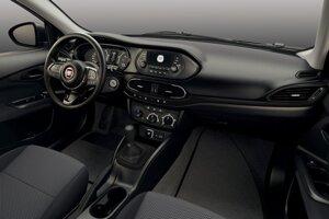 Fiat Tipo sedan v základnej výbave Tipo.