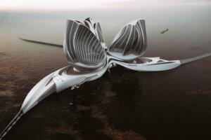 Prototyp zariadenia na čistenie oceánu od slovenskej dizajnérky Lenky Petrákovej zaujal v zahraničí.