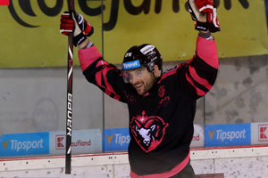 Brian Ihnacak, útočník HC '05 Banská Bystrica.