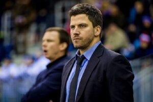 Nový tréner HC Nové Zámky Gergely Majoros