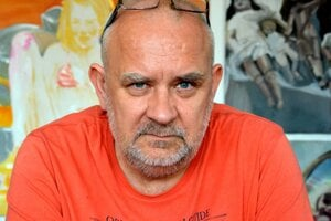 Riaditeľ vydavateľstva Petit Press Alexej Fulmek.