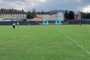 Na futbalovom štadióne možno vyrastie nová tribúna