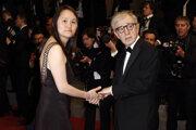 Soon-Yi Previn a Woody Allen.