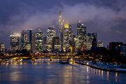 Frankfurt nad Mohanom je bankovou metropolou.