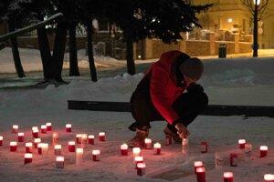 Spomienka na 76. výročie oslobodenia Bardejova.