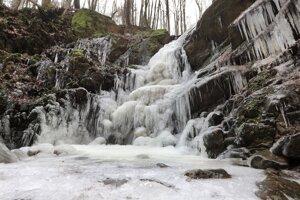 Turovský vodopád.