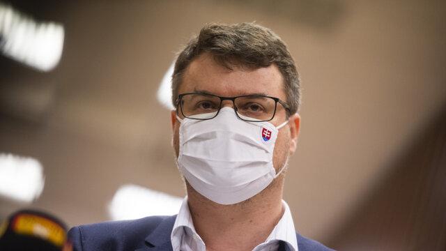 Podpredseda vlády pre legislatívu a strategické plánovanie Štefan Holý (Sme rodina)