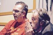 Richard Müller a Peter Uličný v dokumente Punkový dokument o šansónovom albume legendy popovej scény.