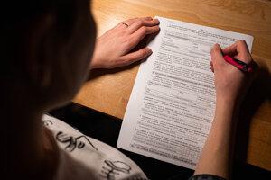Formulár ročného zúčtovania dane z príjmov nájdete na webe Finančnej správy.