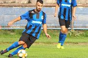 Matúš Otruba našiel v Dolnom Kubíne opäť chuť do futbalu.