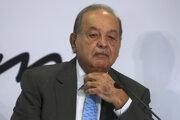 Mexický miliardár Carlos Slim.
