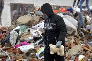 Okolie Petrinje zasiahlo 29. decembra minulého roka zemetrasenie s magnitúdou 6,4, ktoré si vyžiadalo životy siedmich ľudí a spôsobilo rozsiahle škody.