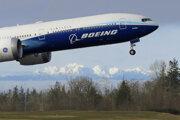 Za vysokými stratami nie je len pandémia, ale aj ťažkosti s programom výroby nového širokotrupého lietadla 777X.