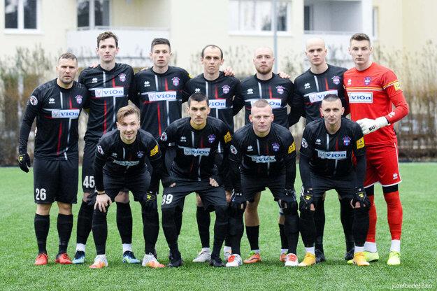 Zlatomoravčania v generálke na Fortuna ligy prehrali 0:2 so zdatnou Podbrezovou.