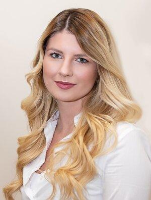 JUDr. M. Lichnerová, advokátska koncipientka