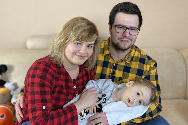 Bálintovci dnes spoločne pomáhajú aj rodinám s rovnakým osudom.