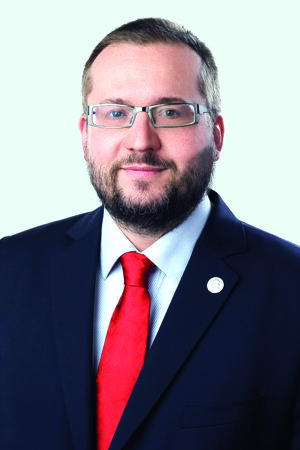 Rektor UK od 1. 2. 2019 prof. JUDr. MAREK ŠTEVČEK, PhD.