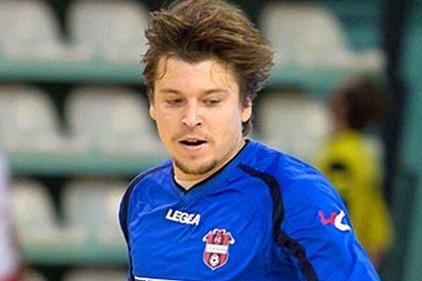 Ľuboš Bernáth bol v decembri na elitnom vianočnom turnaji najlepším strelcom.