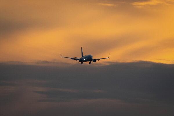 Boeing 737 MAX.