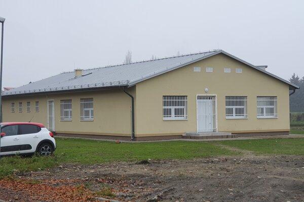 Nové komunitné centrum v Liptovskom Mikuláši.