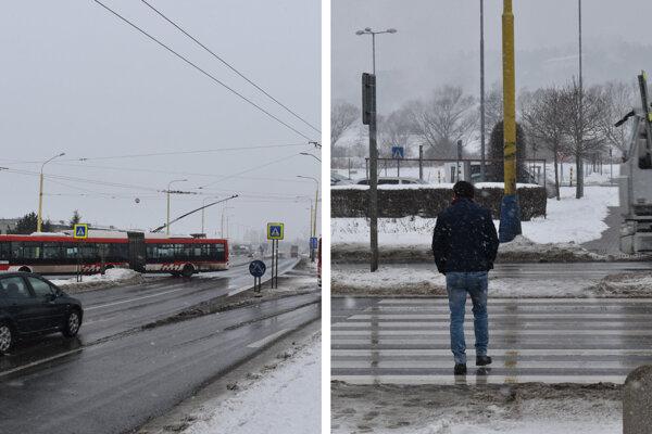 Mesto Prešov chce svetelnú signalizáciu na križovatku Vihorlatská - Arm. gen. Svobodu. Poslanci navrhli aj o 200 metrov ďalej nadchod ponad štvoprúdovku a trolejové vedenie.