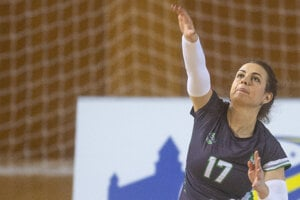 Dohrávka 5. kola nadstavby Niké extraligy žien skupiny o 1. – 4. miesto.