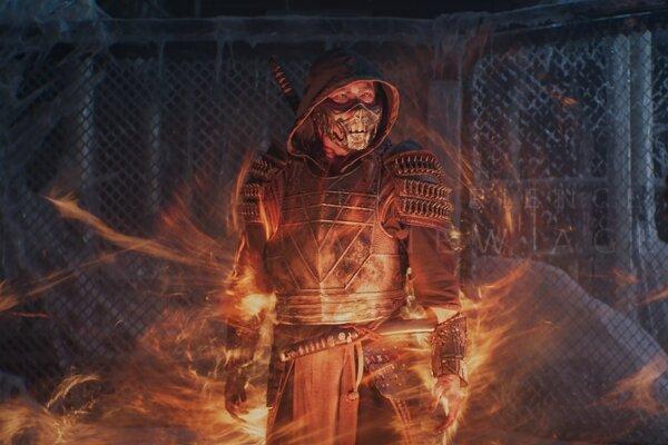 Fotografia z filmu Mortal Kombat