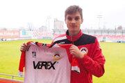 Alex Holub prišiel do Liptovského Mikuláša na hosťovanie z MFK Ružomberok.