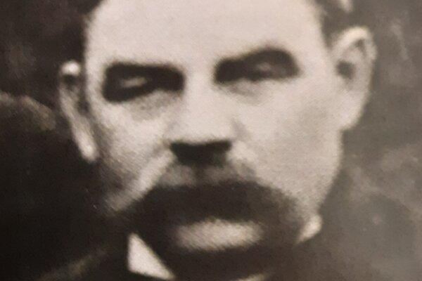 Drotár a spolkový organizátor Martin Challan