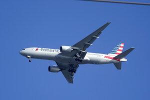 Boeing 777 - ilustračná fotografia.