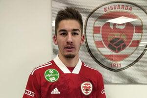 Erik Kramár sa stal hráčom maďarského klubu Kisvárda FC.