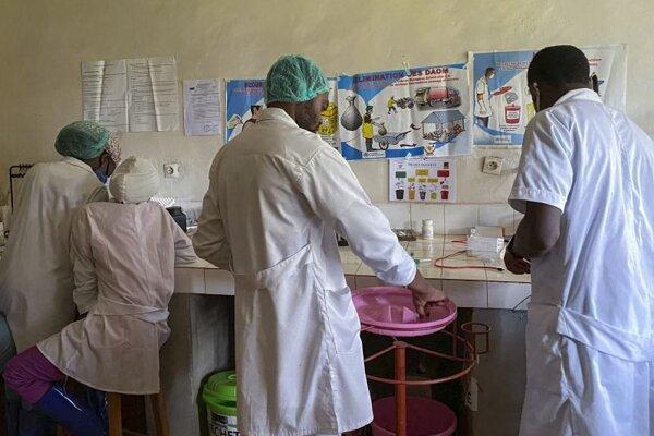 Zdravotníci v Severnom Kivu.