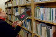 """Mestská knižnica ponúka takzvané """"knižné"""" taxi."""