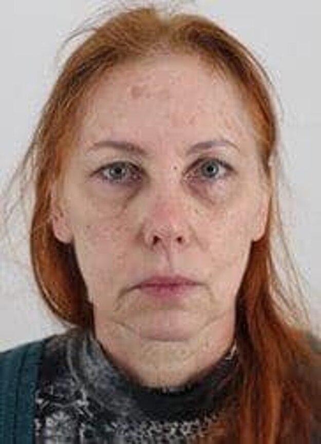 Nezvestná Anna Fábryová