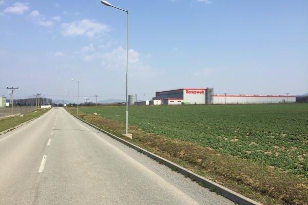 Priemyselný park v Záborskom sa bude rozširovať.