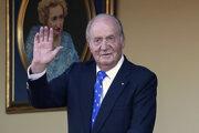 Bývalý španielsky kráľ Juan Carlos.