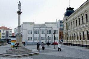 Budova hlavnej pošty je funkcionalistickou pamiatkou.