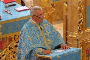 V. Boháč ako kňaz.