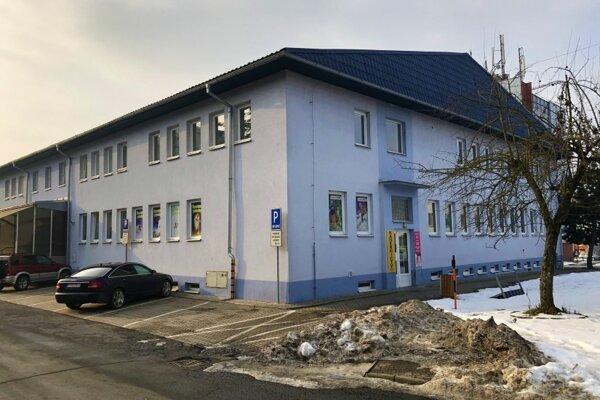 Športová hala vo Vranove nad Topľou, aj tu sa bude dať otestovať.